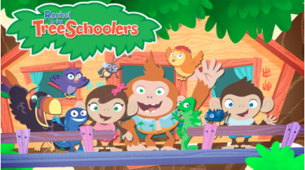 Rachel & the TreeSchoolers